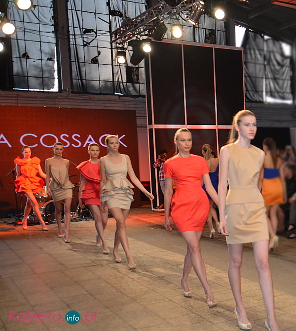 Warsaw Fashion Weekend - pokaz Rina Cossack